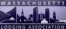 Massachusetts lodging association logo